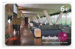 Spain - Serfunle - P-584 - 03.2006, 6€, 3.100ex, NSB - España
