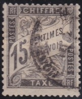 France  .      Yvert    .      Taxe   16          .     O         .         Oblitéré - Postage Due