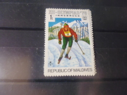 MALDIVES YVERT N°584** - Maldives (1965-...)