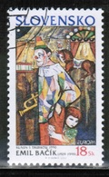 CEPT 2002 SK MI 424 SLOVAKIA USED - Europa-CEPT