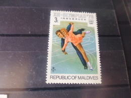 MALDIVES YVERT N°586 - Maldives (1965-...)