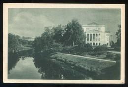 Riga. *Das Kanal, Das Opernhaus* Nueva. - Letonia
