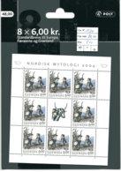 Feuillet Complet Timbres Neufs ** Y&T 1370 MNH - Volledige & Onvolledige Vellen
