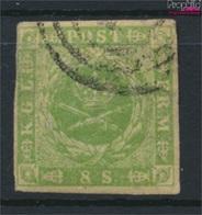 Dänemark 5 Gestempelt 1854 Kroninsignien (9253062 - Gebraucht