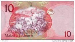 LESOTHO P. 21a 10 M 2010 UNC - Lesotho