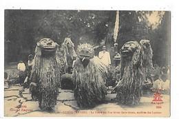 LAOS -  La Danse Des Pou-Gnieu-Gnia-Gnieu, Anêtres Des Laotiens    -   L 1 - Laos