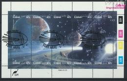 Südafrika - Ciskei 87-96 Kleinbogen (kompl.Ausg.) Gestempelt 1986 Halleyscher Komet (9253078 - Ciskei