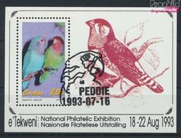 Südafrika - Ciskei Block8 (kompl.Ausg.) Gestempelt 1993 Vögel (9253075 - Ciskei