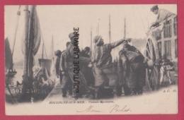 62 - BOULOGNE SUR MER---Violente Discussion---animé--Précurseur - Boulogne Sur Mer
