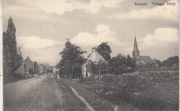 Zemst - Semst - Dorp - Geanimeerd - 1909 - Uitg. J. Van Crombruggen - Zemst