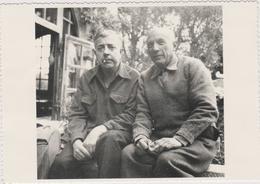 06 Cannes  Picasso Et Jacques Prevert Avril 1951 - Cannes