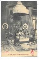 LAOS -  S.M. Sisavong Vong, Roi De Luang-Prabang   ##  RARE  ##    -   L 1 - Laos