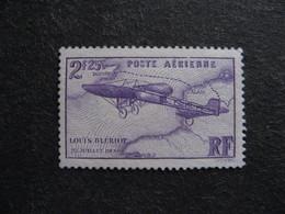 B). TB PA N° 7, Neuf XX. - Airmail