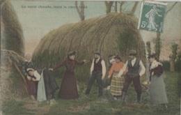 Agriculture - Jeu - Main Chaude - Foin - Agriculture