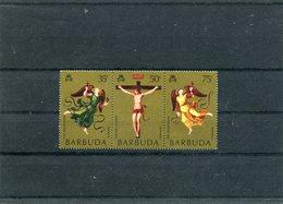 BARBUDA 1971 Y&T 91-93** Christ - Antigua E Barbuda (1981-...)