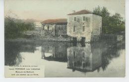 PERISSAC Près LIBOURNE - Moulin De BORLHE Sur Les Bords De La Saye - France