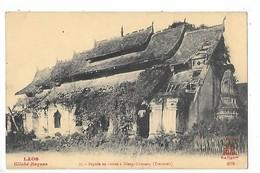 LAOS -  Pagode En Ruines à Xieng-Khouang ( Tranninh )    -   L 1 - Laos