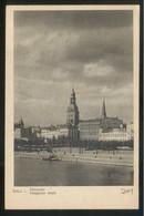 Riga. *Dünaufer* Ed. K. Viburs Nº 47. Nueva. - Letonia