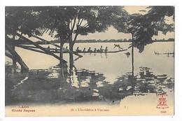 LAOS -  L'Inondation à Vientiane    ##  RARE  ##    -   L 1 - Laos