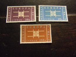 CIPRO 1963 EUROPA NUOVO ** - Europa-CEPT