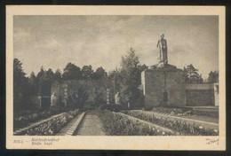Riga. *Heldenfriedhof* Ed. K. Viburs Nº 43. Nueva. - Letonia