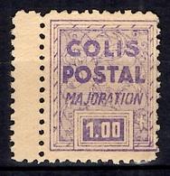 "France Colis Postaux ""timbre De Mise à Jour"" Maury N° 165D Neuf (*). Rare! TB. A Saisir! - Mint/Hinged"