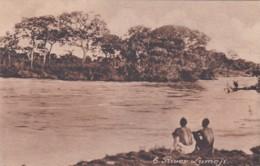 ANGOLA - A RIVER  LUMEJI - Angola