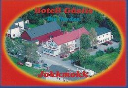 Hotel Gästtis. Jokkmokk Sweden  B-3296 - Hotels & Restaurants
