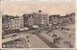 Knokke - Albert Plage - La Digue - Zeedijk - Circulé En 1949 - Animée - TBE - A - Knokke
