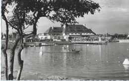 Knokke - Albert Plage - La Réserve - Circulé En 1958 - Animée - TBE - Knokke
