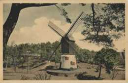 Knooke-Zoute - Villa Le Vieux Moulin - Circulé En 1953 - TBE - Knokke