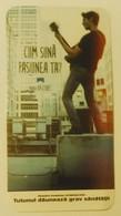 ROMANIA-CIGARETTES  CARD,NOT GOOD SHAPE-0.90 X 0.46 CM - Tabac (objets Liés)