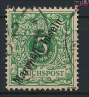Marshall-Inseln (Dt. Kol.) 8 Gestempelt 1899 Aufdruckausgabe (9252887 - Kolonie: Marshall-Inseln