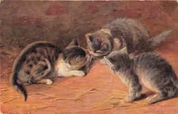 CPA Fantaisie - Illustrateur - Chat - Cat - Chats - Illustrateurs & Photographes