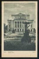 Riga. *Opernhaus* Ed. K. Viburs Nº 53. Nueva. - Letonia