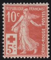France  .      Yvert    .     147     .     *   .     Neuf Avec Charniere  .   /   .  Mint-hinged - Francia