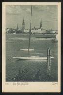 Riga. *Blick über Die Düna* Ed. K. Viburs Nº 44. Nueva. - Letonia