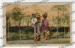 NIGRIZIA Pittoresca - Africa - Piega Centrale - Istituto Missioni Africane VERONA - Cartoline