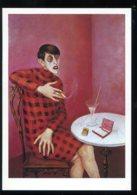 CPM Neuve Arts Peinture Otto DIX Portrait De La Journaliste Sylvia Von Harden  1926 - Pittura & Quadri