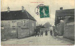 GUILLERVAL - France