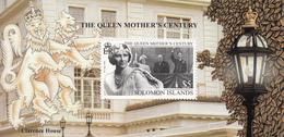 1999 Solomon Islands Queen Mother's Centenary Souvenir Sheet Of 1 MNH - Salomoninseln (Salomonen 1978-...)
