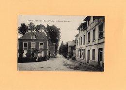 E0611 - FREVILLE - D76 - Route D'Yvelot - Le Bureau De Poste - France