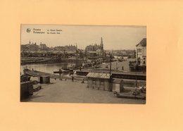E0611 - ANVERS - BELGIQUE - Le Grand Bassin - Antwerpen