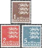 Dänemark 289y-291y (completa.Problema.) MNH 1946 Imperial Crest - 1913-47 (Christian X)