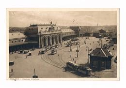 Cartolina / Postcard / Viaggiata / Sent / Milano - Stazione Centrale / 1928 - Milano