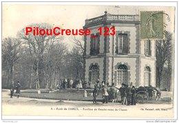 """28 Eure Et Loir - Fôret De DREUX - """"Pavillon De Rendez-vous De Chasse"""" - CARTE ANIMEE - Dreux"""