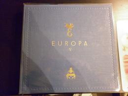 EUROPA CEPT 1978/1979 SINGOLA + MF **MNH / VF - Francobolli