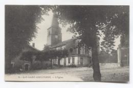54 - LAY-SAINT-CHRISTOPHE - VOIR ZOOM - France
