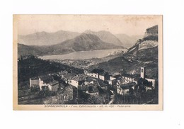Cartolina / Postcard / Viaggiata / Sent / Borghi / Sopracornola (BG) - Panorama / 1949 - Italy