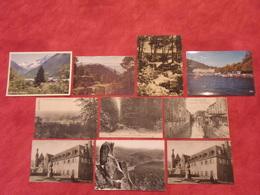 Carte Postale / Vosges / Département 88 / Lot De 10 Cartes - France